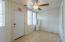 Kitchen with Ceiling Fan/light combo