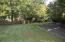.View of backyard