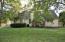 View of backyard.
