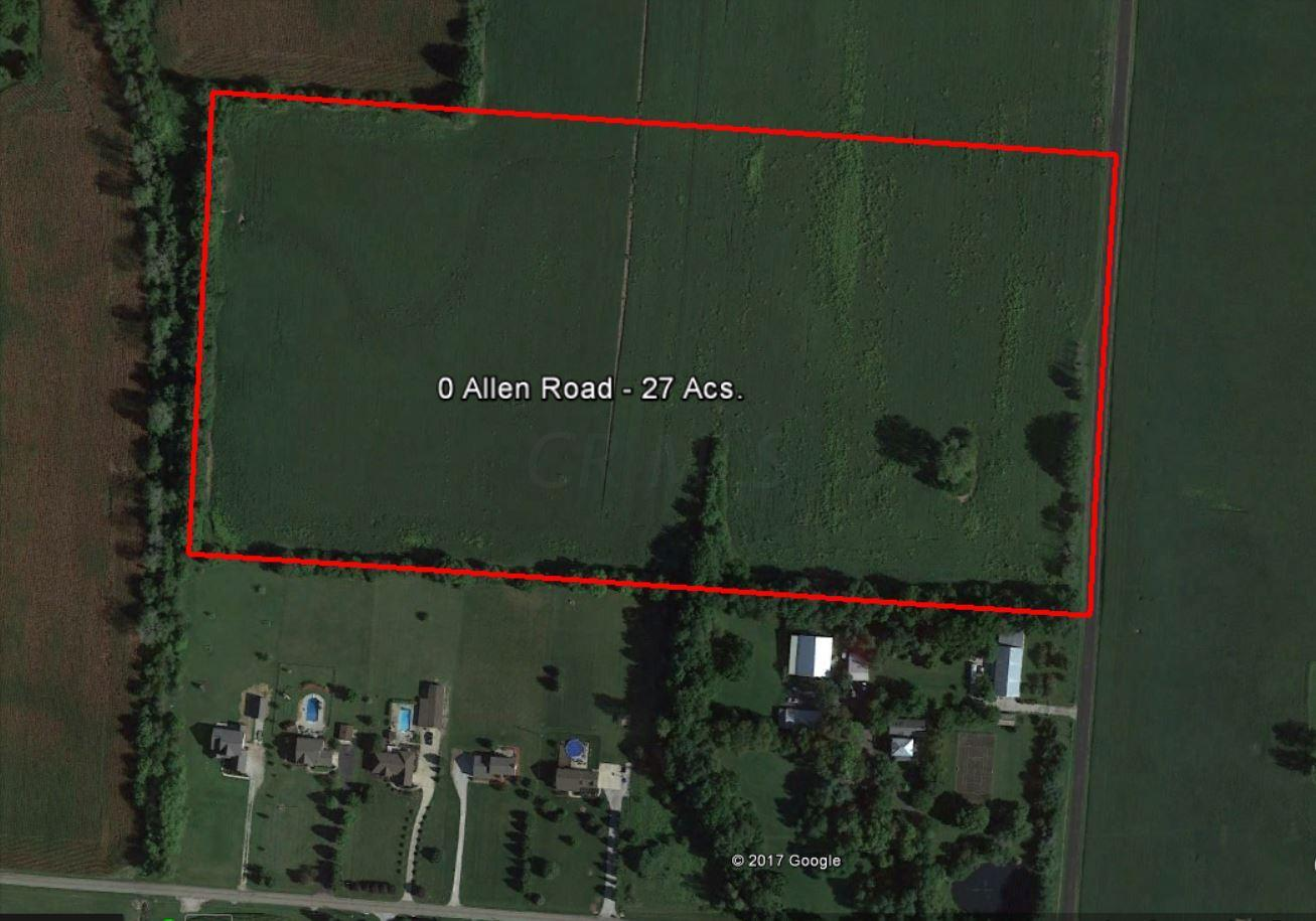 0 Allen Road, Canal Winchester, Ohio 43110, ,Land/farm,For Sale,Allen,217037230