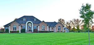 Welcome to 50 Ryan Lane: All BRICK Ranch, Private, Cul-de-sac. 5 Acres, Pond, Pole Barn.