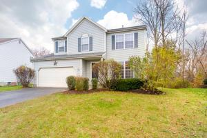 FRONT OF PROPERTY MATURE LANDSCAPING LOCATED ON CUL DE SAC