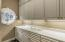 LARGE LAUNDRY ROOM WITH SHOWER