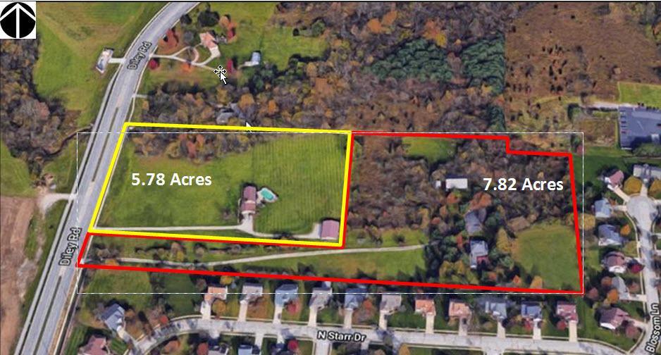 770 Diley Road, Pickerington, Ohio 43147, ,Land/farm,For Sale,Diley,217044104