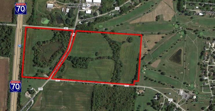0 Freeman Memorial Drive, Hebron, Ohio 43025, ,Land/farm,For Sale,Freeman Memorial,218000830