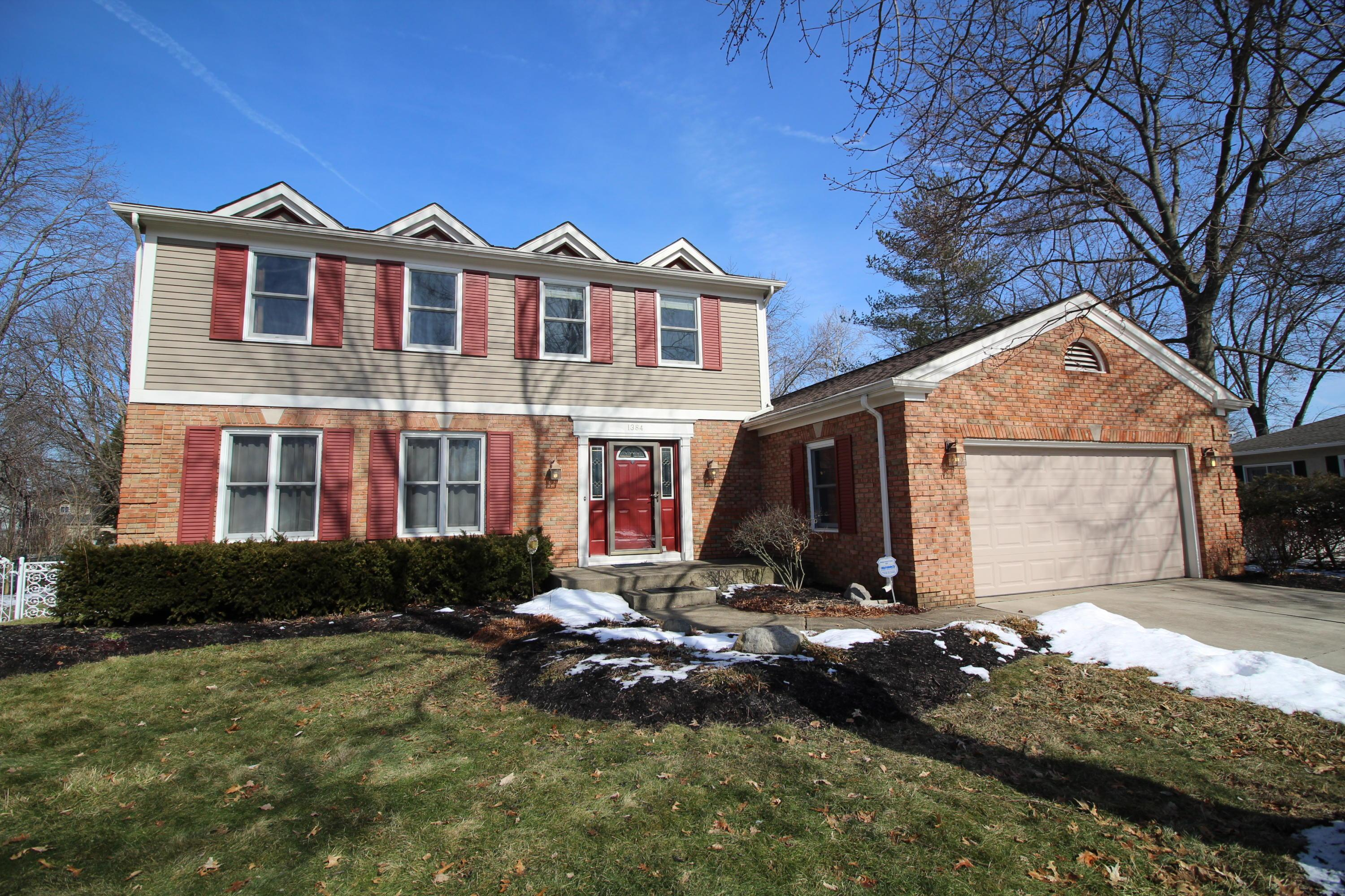 1384 Goldsmith Drive, Westerville, OH 43081