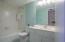 Full hallway bath!