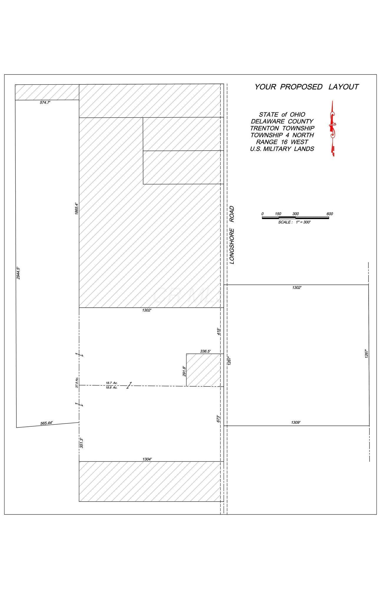 0 Longshore Road, Sunbury, Ohio 43074, ,Land/farm,For Sale,Longshore,218010047