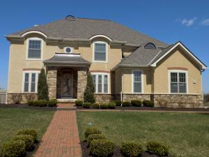 Welcome to 1562 Pinnacle Club Dr., custom built and former model home for Coppertree Homes.