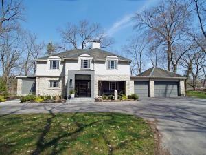 New Circular Drive, home remodeled by Steve Heinlein