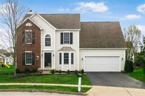6457 Herb Garden Court, New Albany, OH 43054