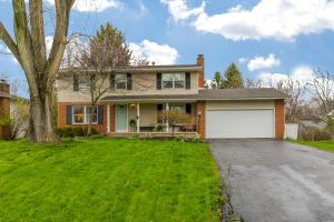Welcome home to this lovely 4 (possible 5) bedroom home in Worthington City Schools.