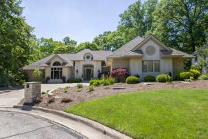Property for sale at 5025 Slate Run Woods Court, Upper Arlington,  OH 43220