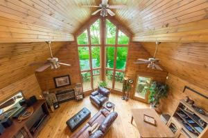 Wood ceiling cost $10,000! 3 Remote Control Ceiling Fans. Hardwood floors. Amazing view!