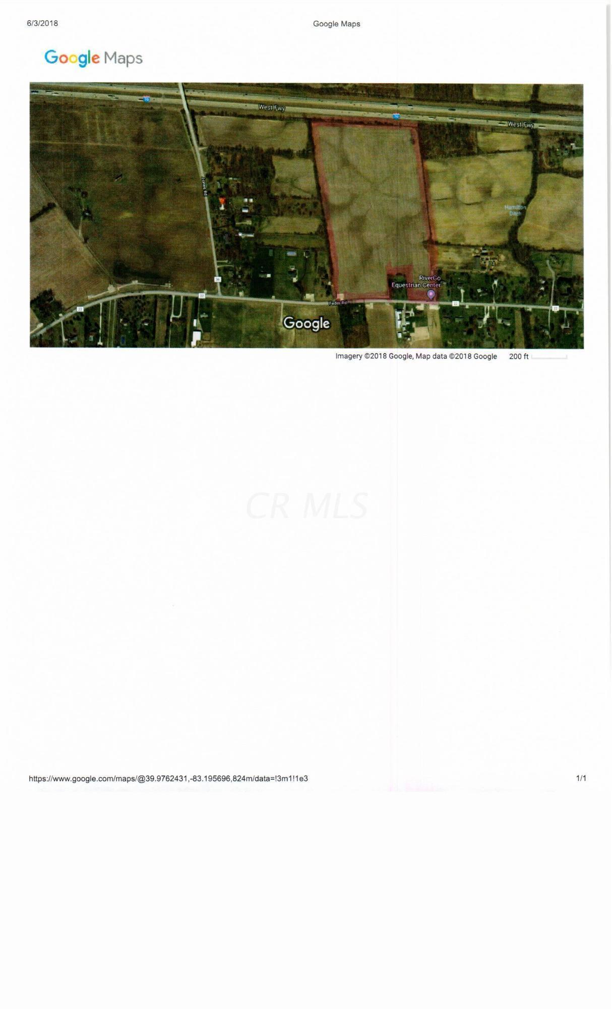 7081 Feder Road, Galloway, Ohio 43119, ,Land/farm,For Sale,Feder,218019578