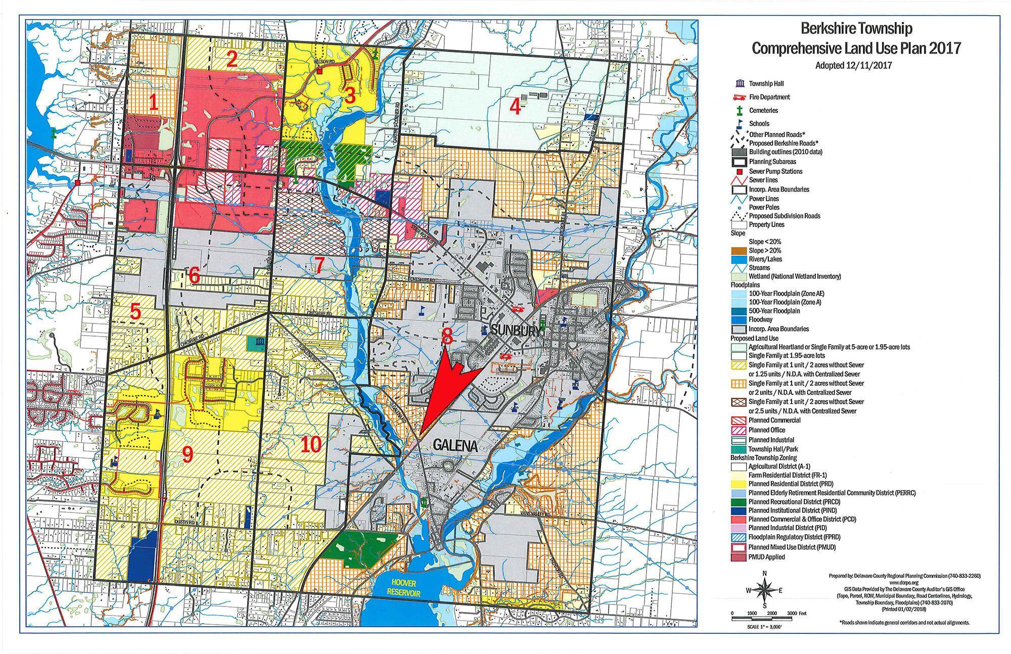 1811 Galena Road, Galena, Ohio 43021, ,Land/farm,For Sale,Galena,218021024