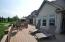 Spacious deck and several areas for entertaining.