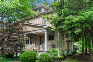 Built in 1913, this charming home has maintained the quality of the period with wonderful updates.