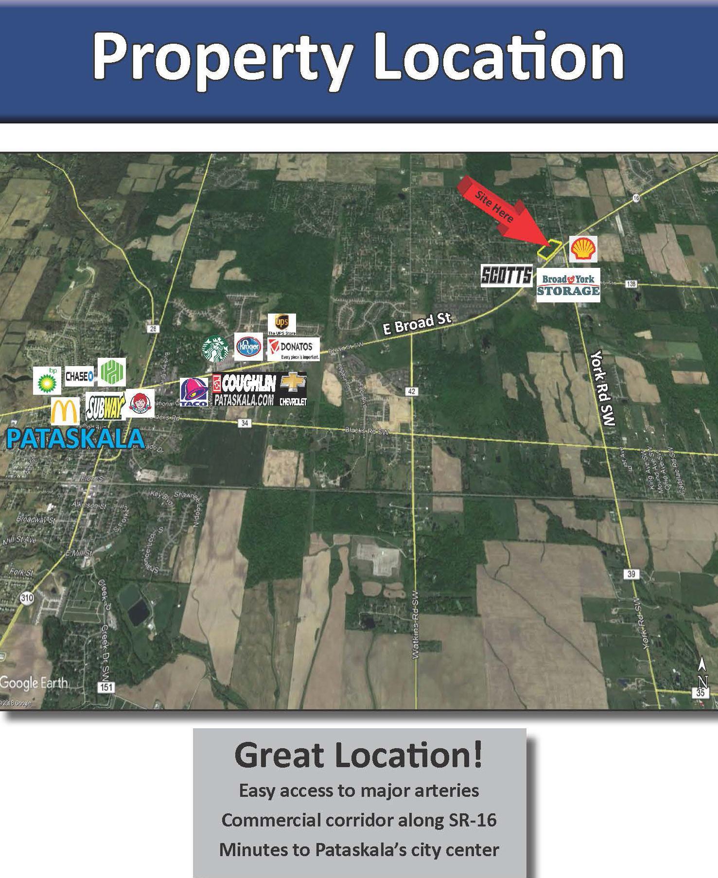 0 Columbus Road, Pataskala, Ohio 43062, ,Land/farm,For Sale,Columbus,218023746