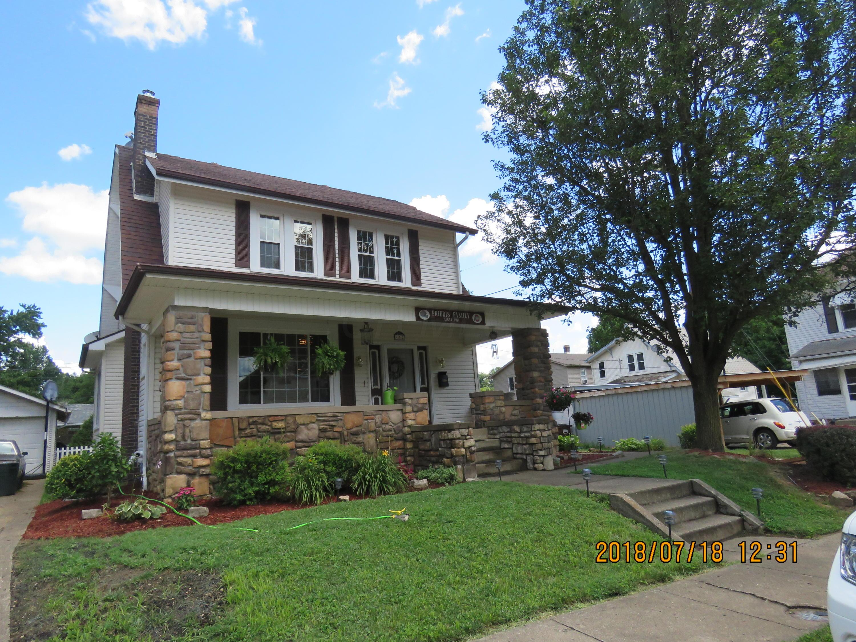 452 Poplar Street Logan Home Listings - Sandy Maniskas Realtors Hocking Hills and Logan Ohio Real Estate