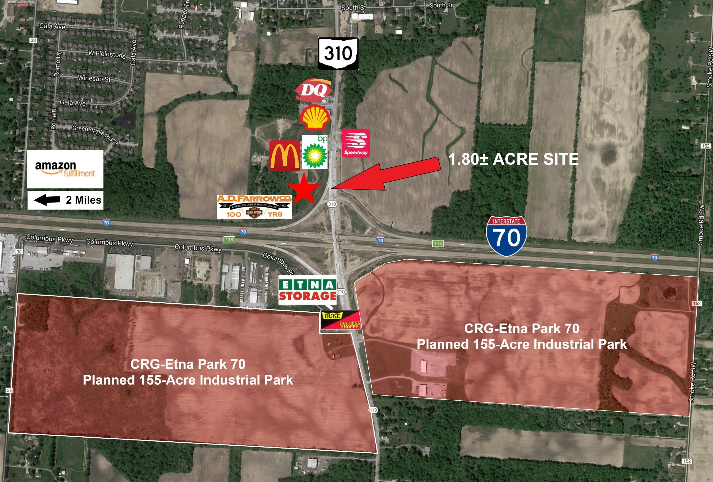 Aerial Retailer Map