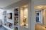 Hallway to the bedroom area.
