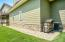 Gutterless French Drain system encompassing the entire house