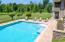 Relax! Pool is professionally maintained weekly and professionally opened and closed annually.