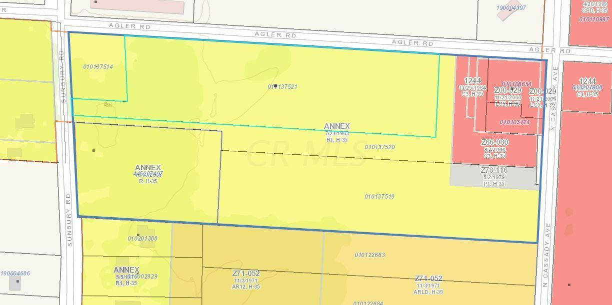 2422 Sunbury Road, Columbus, Ohio 43219, ,Land/farm,For Sale,Sunbury,218030098