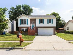 4037 Sandy Ridge Drive, Columbus, OH 43204