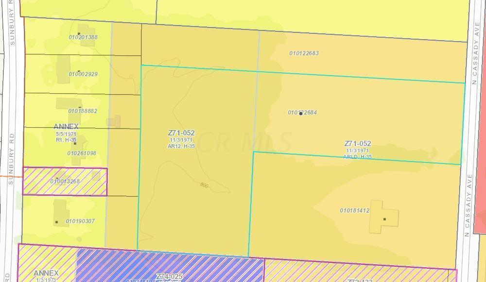 0 Cassady Avenue, Columbus, Ohio 43219, ,Land/farm,For Sale,Cassady,218032113