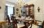 Please admire the best trim work in a custom home!