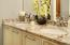 Granite throughout in all bathrooms,