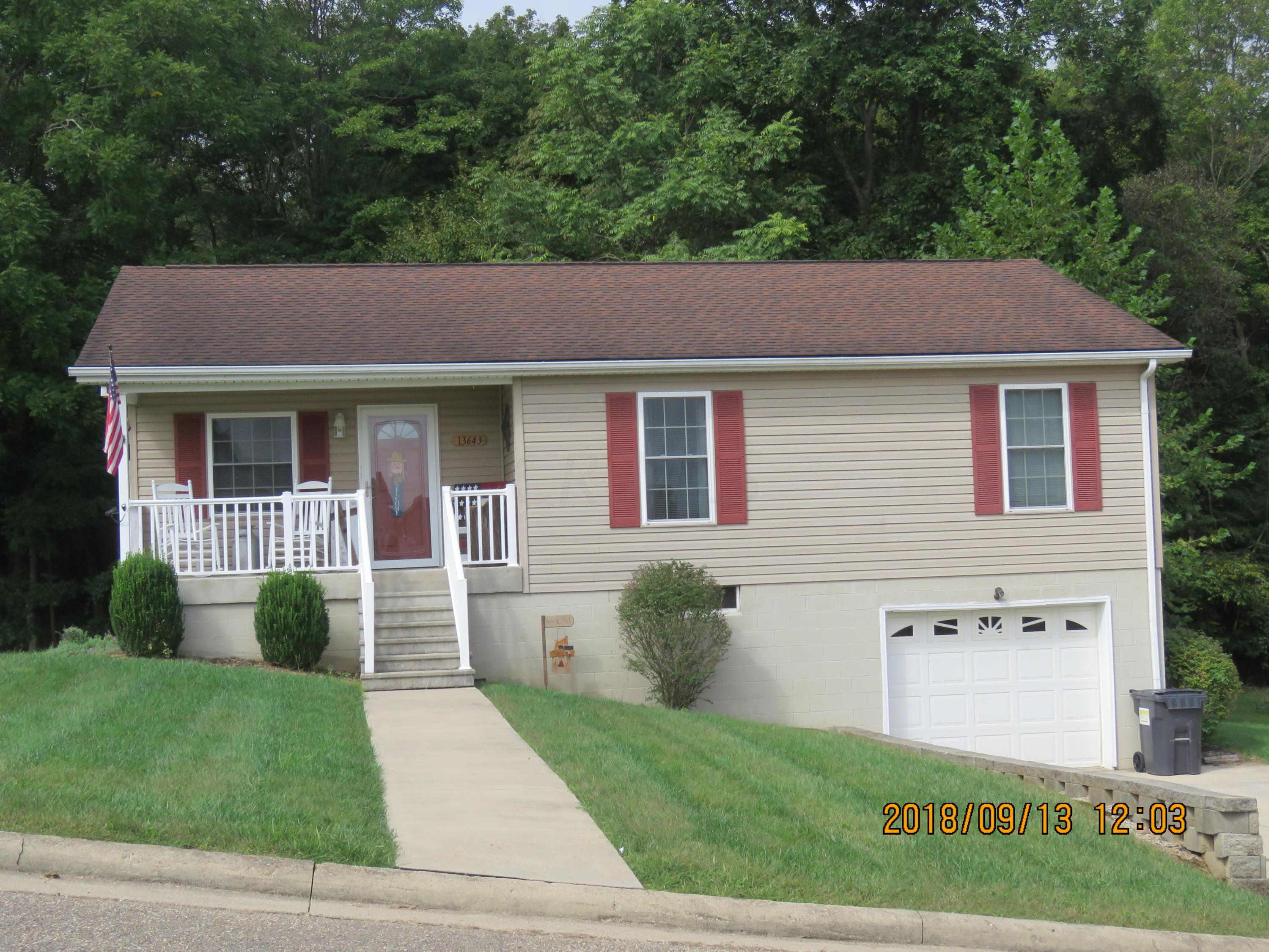13643 Good Drive Logan Home Listings - Sandy Maniskas Realtors Hocking Hills and Logan Ohio Real Estate