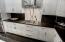 Abundant cabinetry