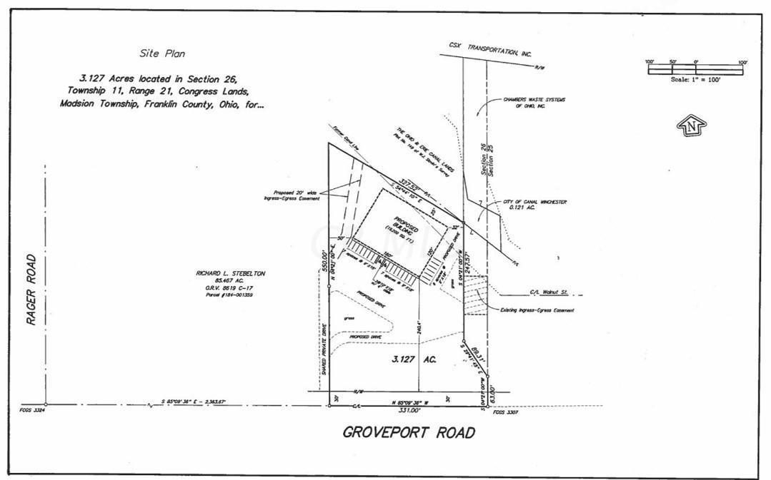 0 Groveport Road, Canal Winchester, Ohio 43110, ,Land/farm,For Sale,Groveport,218040658
