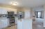 Stainless steel appliances - including a gas range!