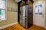 Premium Stainless Steel Appliances remain with the home