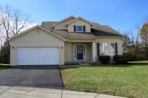 3597 Motts Pl Court, Canal Winchester, OH 43110