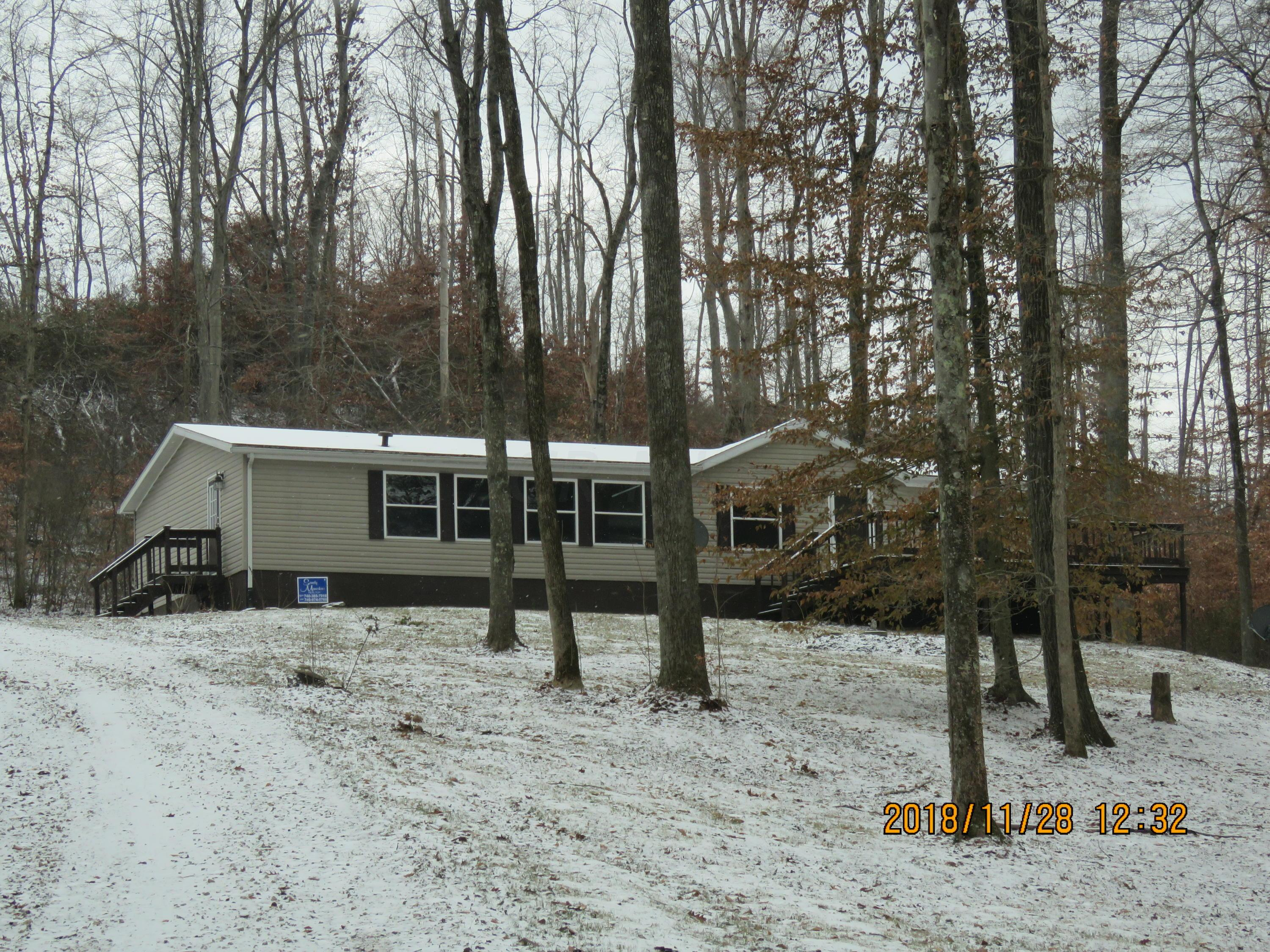 37785 Davis Chapel Road Logan Home Listings - Sandy Maniskas Realtors Hocking Hills and Logan Ohio Real Estate