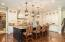 Custom floor to Ceiling Cabinetry