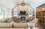 Lovely Intimate Family Room