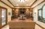 Alderwood Cabinetry, Ice Maker and Beverage Wine Refrigerator