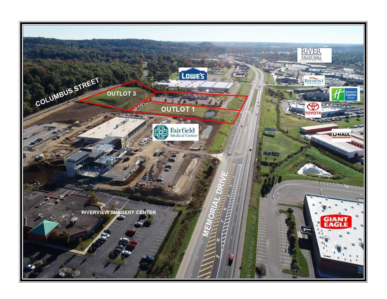 0 North Columbus Street, Lancaster, Ohio 43130, ,Land/farm,For Sale,North Columbus,218007227