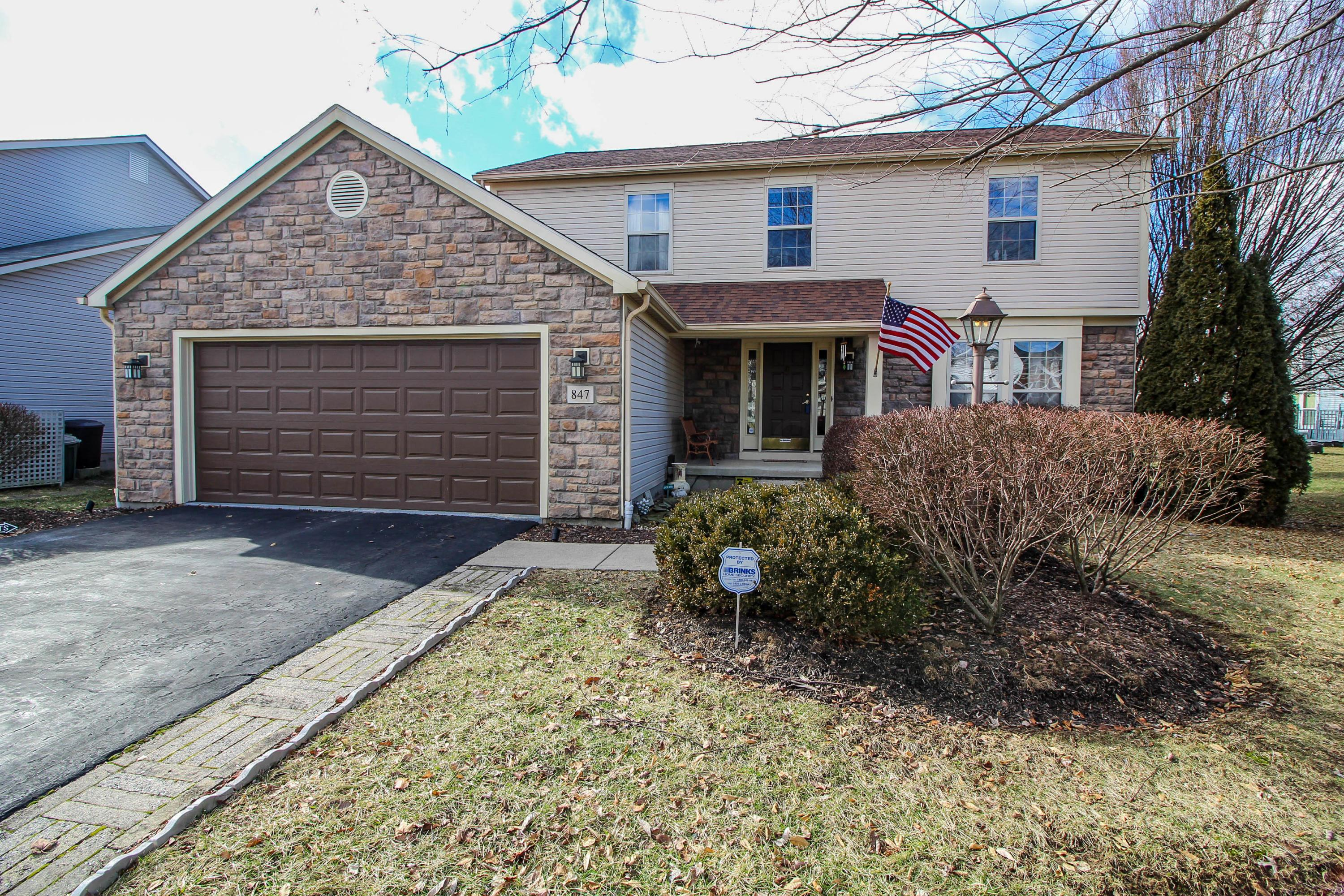847 Thornview Drive, Galloway, OH 43119