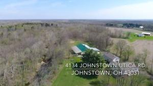 Property for sale at 4134 Johnstown Utica Road, Johnstown,  Ohio 43031