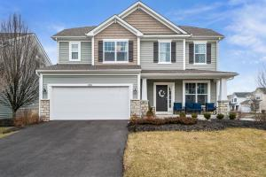 Property for sale at 836 Bent Oak Drive, Blacklick,  OH 43004