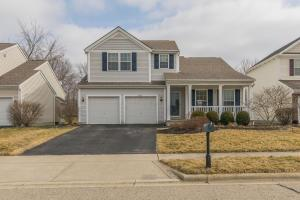 Welcome home to this 3 bedroom, 2.5 bath home on a quiet street in Upper Albany.