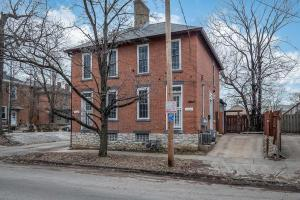 This is a duplex, sale includes both units 1254 and 1256. 1254 was remodeled in 2017 including new flooring, bathrooms, dishwasher, and washer/dryer combo. New carpet installed in February. Storage unit connected to driveway/patio area with electric hookup for a flat screen TV to watch outside. Gates close up to have private patio area. Electronic keyless door locks for both units. 1256 - Many updates in 2014 including new furnace and A/C unit installed late 2014. Efficient heat pump water heater installed in 2015. Nest thermostats and Nest outdoor security cam for unit 1254. Thermal and sound insulation improvements throughout the home. Newly refurbished claw foot tubs in both addresses.1256 rent - $1200 for just one tenant. 1254 short-term rental income for 2018 was over $20,000.