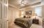 Bedroom five, Guest Suite